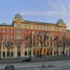 Palais Hansen. Ansicht von Norden