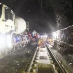 Feste Fahrbahn, Tauerntunnel