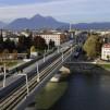 S Bahn HST Salzburg Mülln