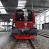 Railjet im BHF Praterstern